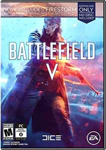 Battlefield V - Klucz PC - 19,99$ [AMAZON]