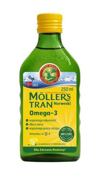 Tran Mollers Cytrynowy za 12,99zł @ Super-Pharm