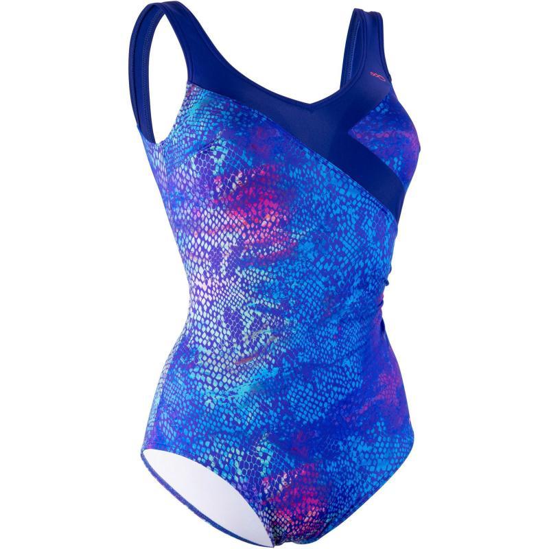 Damski kostium kąpielowy za 59,99zł (rozm.38-52) @ Decathlon
