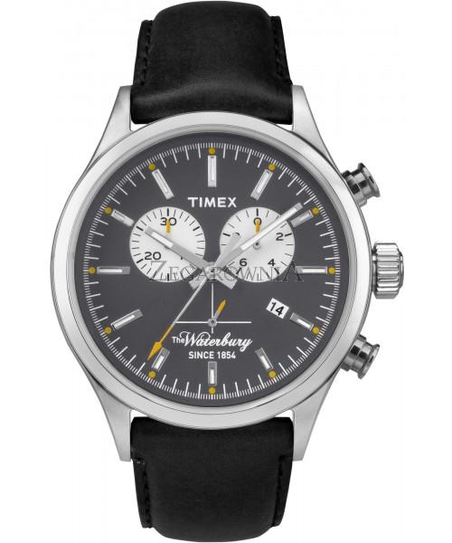 Zegarek męski Timex Waterbury Chronograph Zegarownia.pl + kod -5%