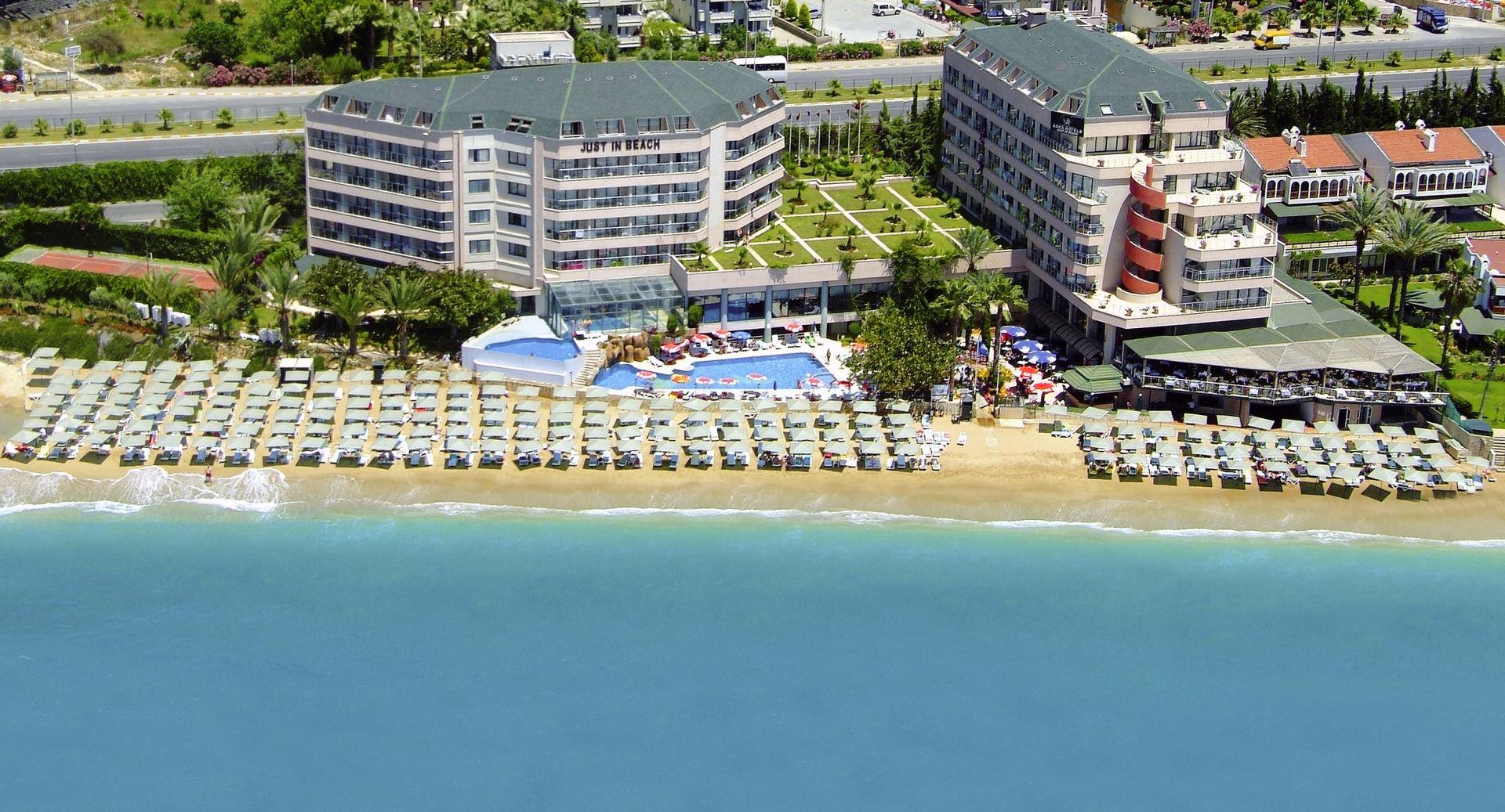 Urlop w 5* hotelu z all inclusive na Riwierze Tureckiej od 987 zł