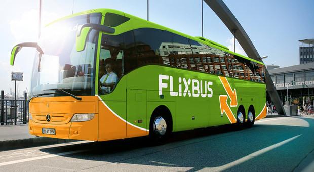 FLIXBUS -15% na przejazdy do 16.12 flixbus.pl