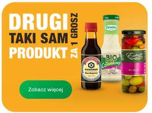 Develey, drugi produkt z 1 grosz