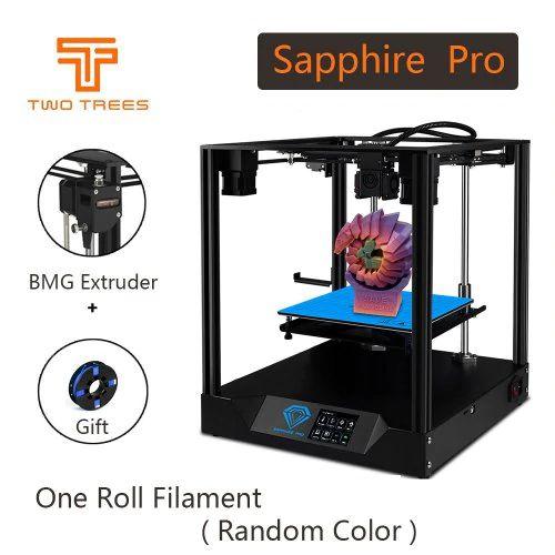 Najlepsza z budżetowych drukarek 3D - Two Trees Sapphire Pro