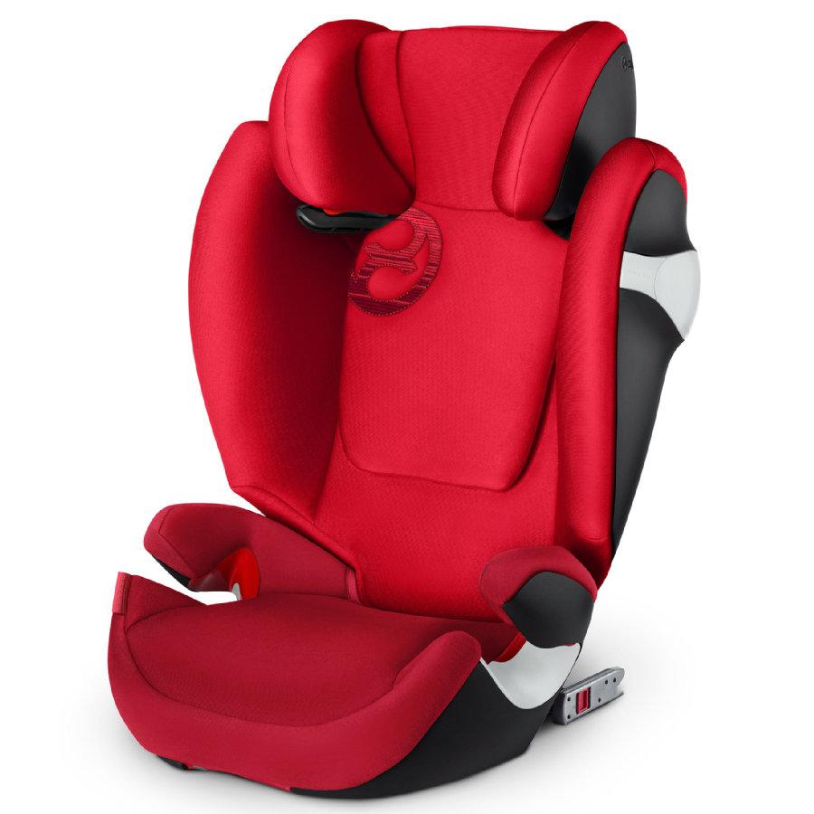 Fotelik samochodowy Cybex Solution M-Fix (15-36kg) za 486zł @ Pink or Blue