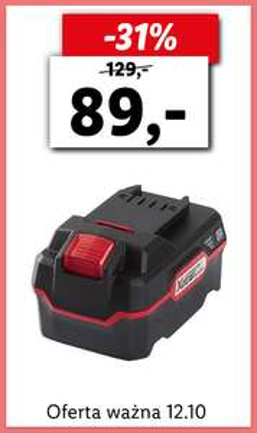 PARKSIDE® Akumulator litowo-jonowy 20 V, 4 Ah PAP 20 A3 LIDL
