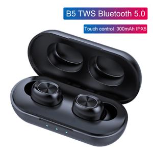 Bezprzewodowe słuchawki CVC8.0 TWS HiFi Bluetooth 5.0 Ture