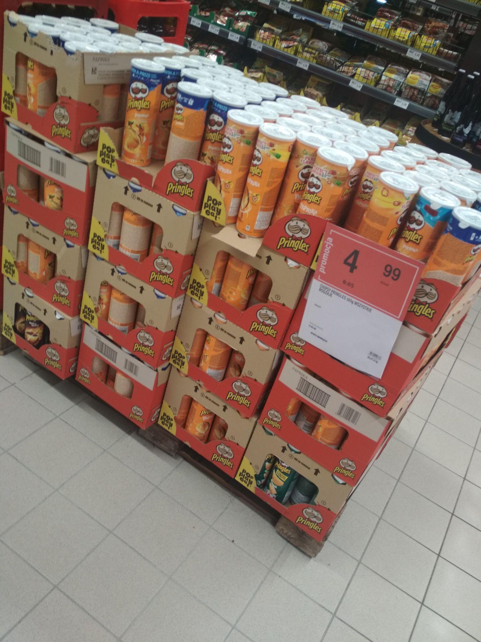 Pringlesy Łódź Stokrotka