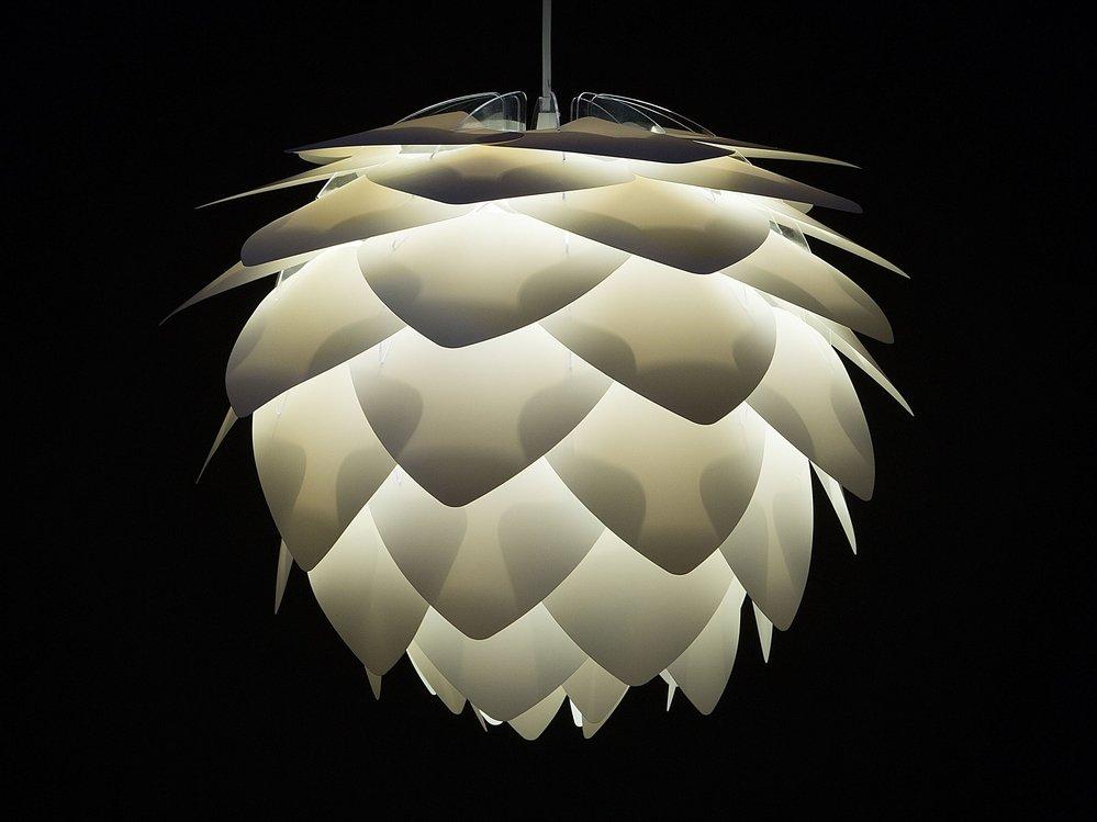 Lampa sufitowa 45/45 cm 3 kolory