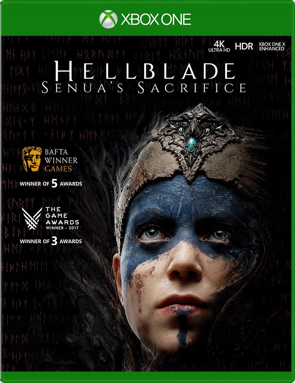 HELLBLADE SENUA'S SACRIFICE PL XBOX ONE