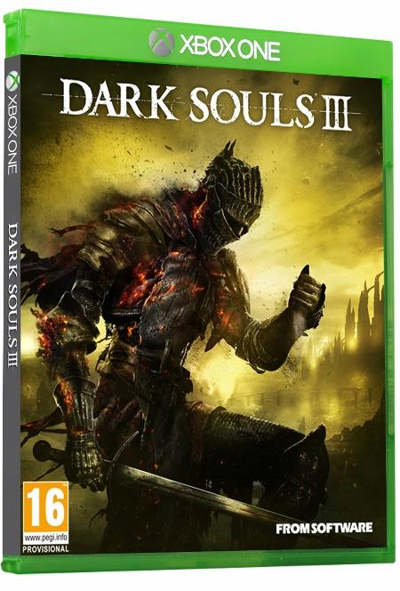 Dark Souls 3 III + Dark Souls 1 PL Xbox One