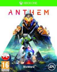 Anthem PL Xbox One/PS4