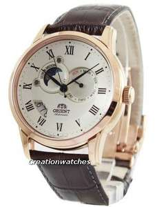 Zegarek Orient Automatic Sun And Moon