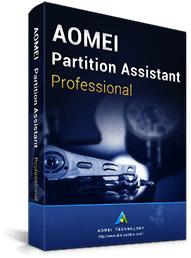 AOMEI Partition Assistant Pro 8.5 - Migracja systemu + zarządzanie partycjami dysku.