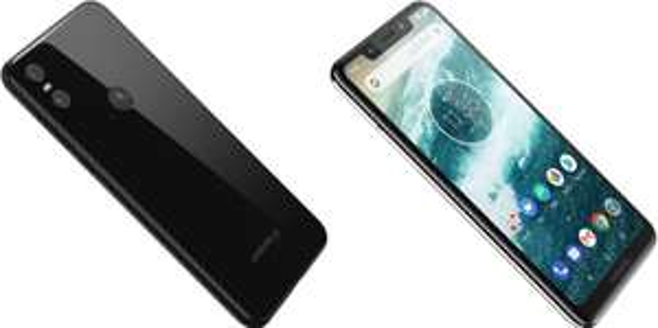 Smartfone Motorola One 64GB Black NFC 64GB Android 9.0