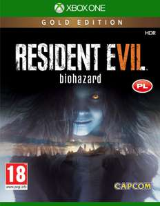 Resident Evil 7 [PL] Edycja Gold Xbox One/PS4