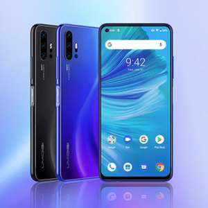 Preorder UMIDIGI F2 ($177,99) 6,53'' 6/128GB, 48MP AI Quad Camera,