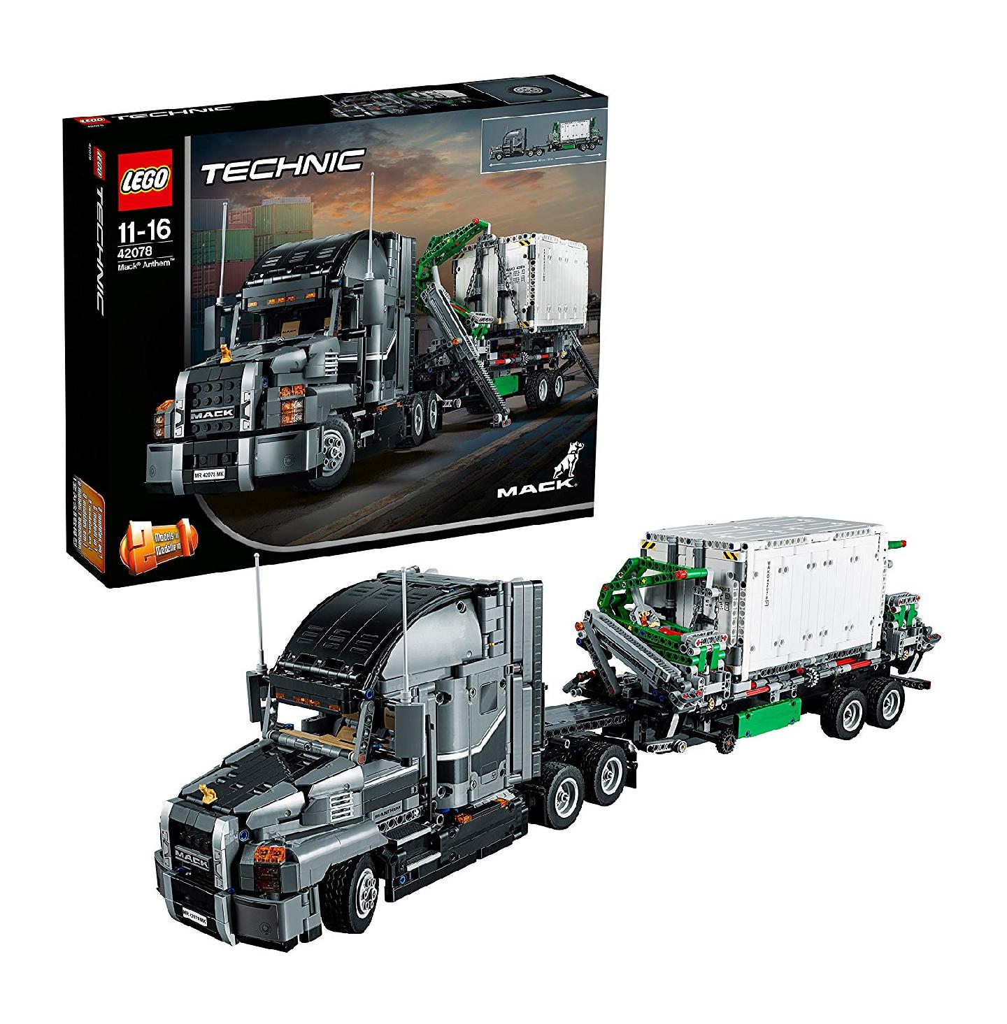 LEGO Technic 42078  - Amazon.de