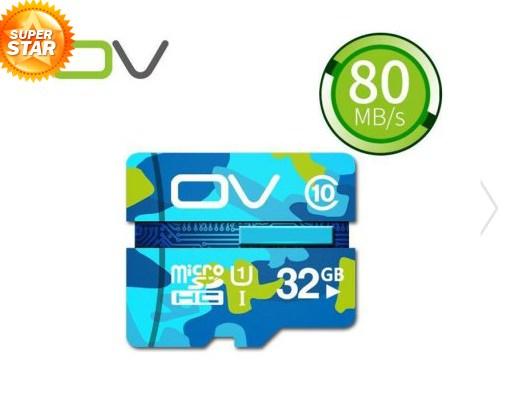 Karta microSD OV 32gb @Everbuying