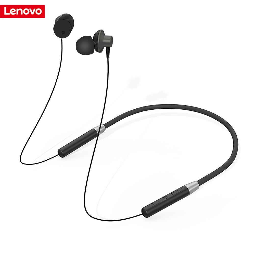 Słuchawki bezprzewodowe Lenovo HE05 (IPX5, BT 5.0, do 8h pracy) @ Tomtop