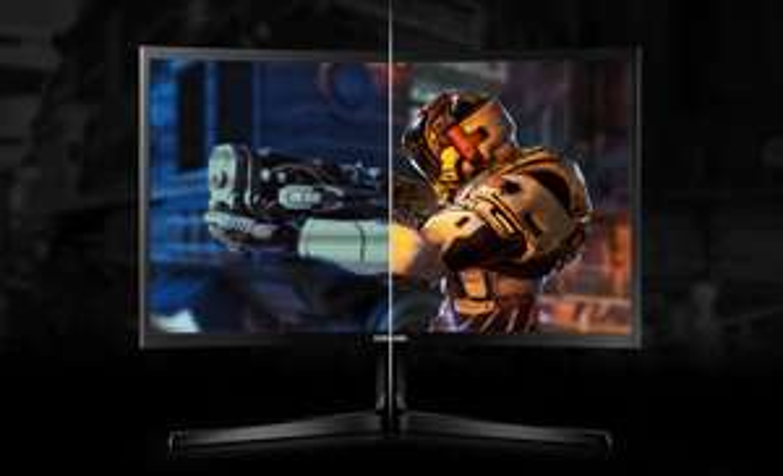 Samsung C24RG50FQUX Curved, VA, 144Hz, FreeSync + kontroler Xbox One gratis @x-kom
