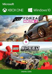 Forza Horizon 4 + Lego Speed Champions (Xbox One + PC)