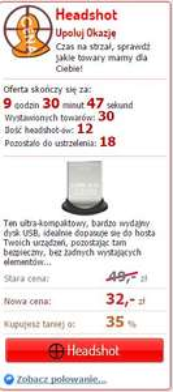 Pendrive SanDisk Ultra Fit 32GB z USB 3.0 za 32zł @ Proline