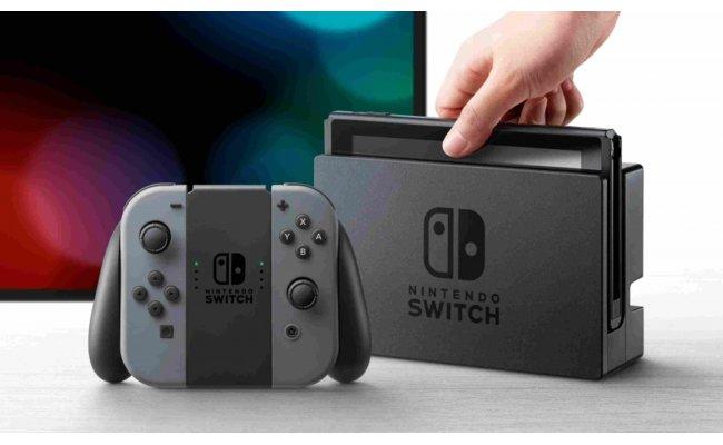 Nintendo Switch v2 2019 Szara - najniższa cena -50zł za newsletter (raty 0% i darmowa dostawa)
