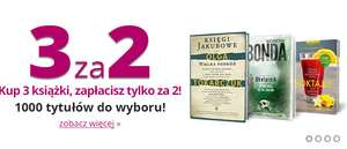 3 książki w cenie 2 @ Ravelo
