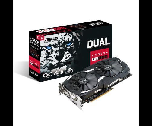 Asus Radeon RX 580 4GB w gorącym strzale w x-kom