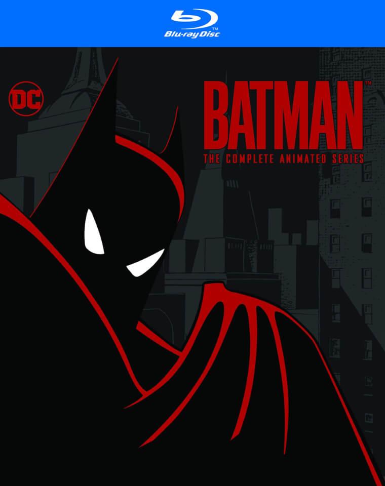 Batman: The Animated Series |Legendarna animacja na 12 płytach Blu-ray (brak PL)