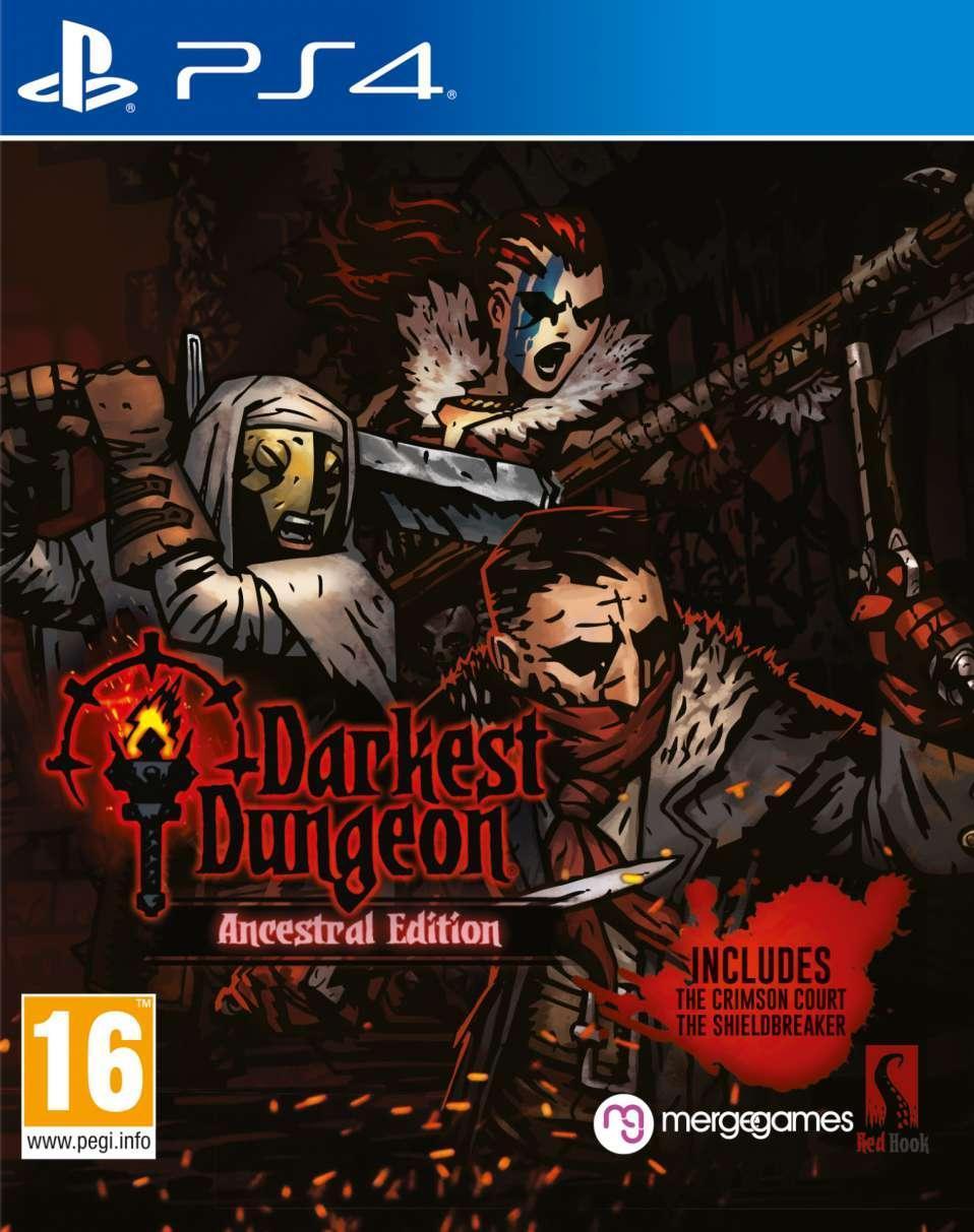 Darkest Dungeon PL PS4