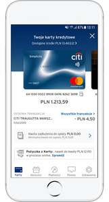 20 zł na Pyszne.pl za bankowanie z Citi Mobile Token (start 17.10.2019 godz. 14:00)