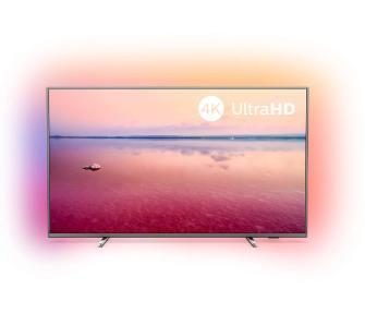 "Telewizor 43"" PHILIPS 43PUS6754/12, HDR10+, 4K, Ambilight, 1200PPI, 50Hz, procesor 4 rdzenie, Smart Saphi, Dolby Atmos"