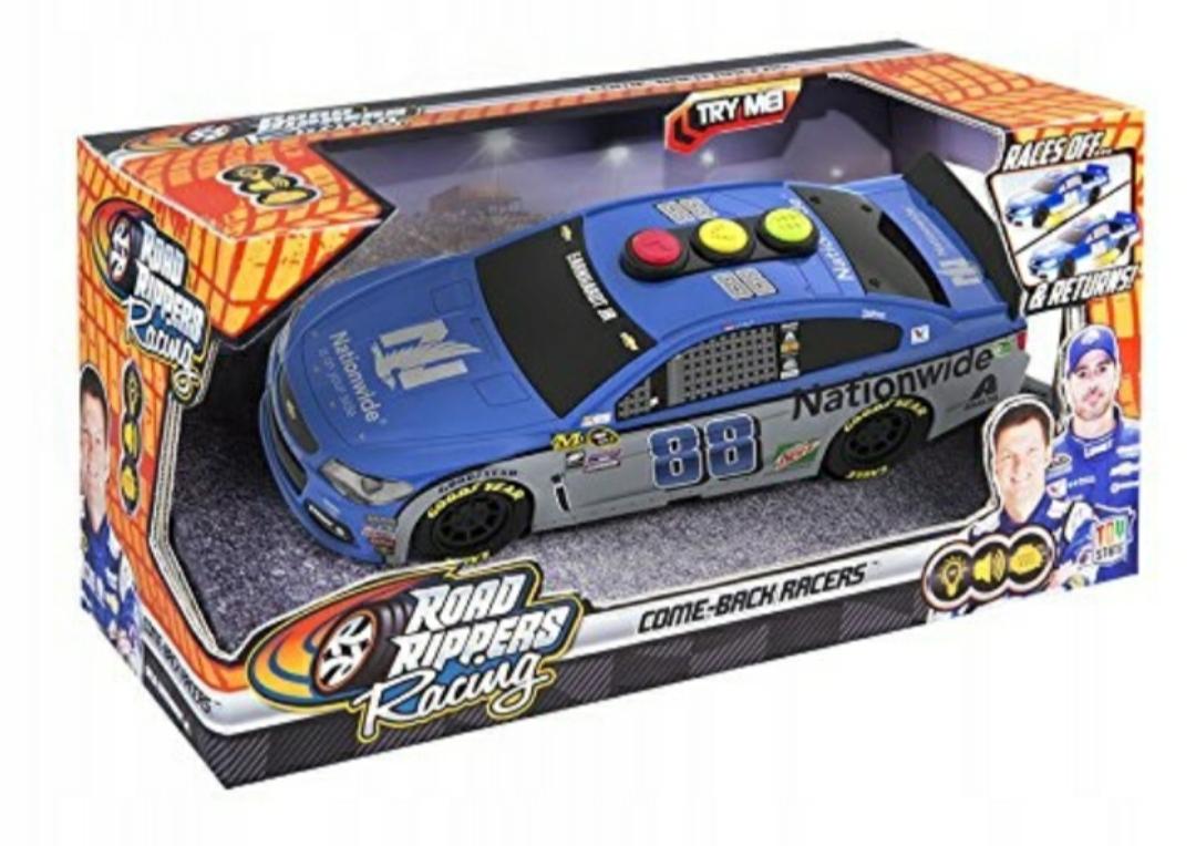 Samochód wyścigowy USA - duży- kolekcjonerskie - zabawka