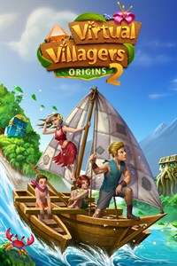 Virtual Villagers Origins 2 za darmo @ Xbox One
