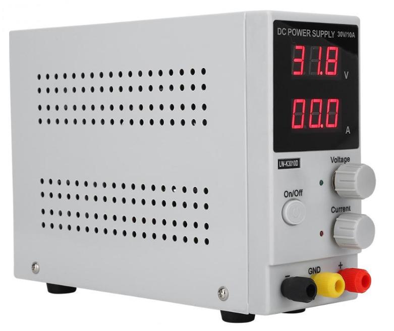 Zasilacz laboratoryjny 30V 10A 300W LW-K3010D