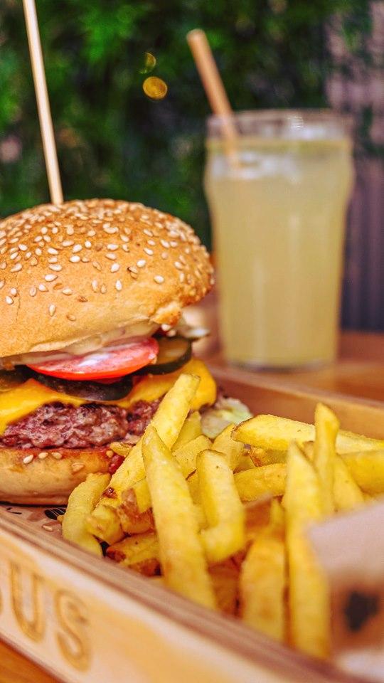 Pasibus wybrane burgery TYLKO ZA 15 ZŁ. 23.10
