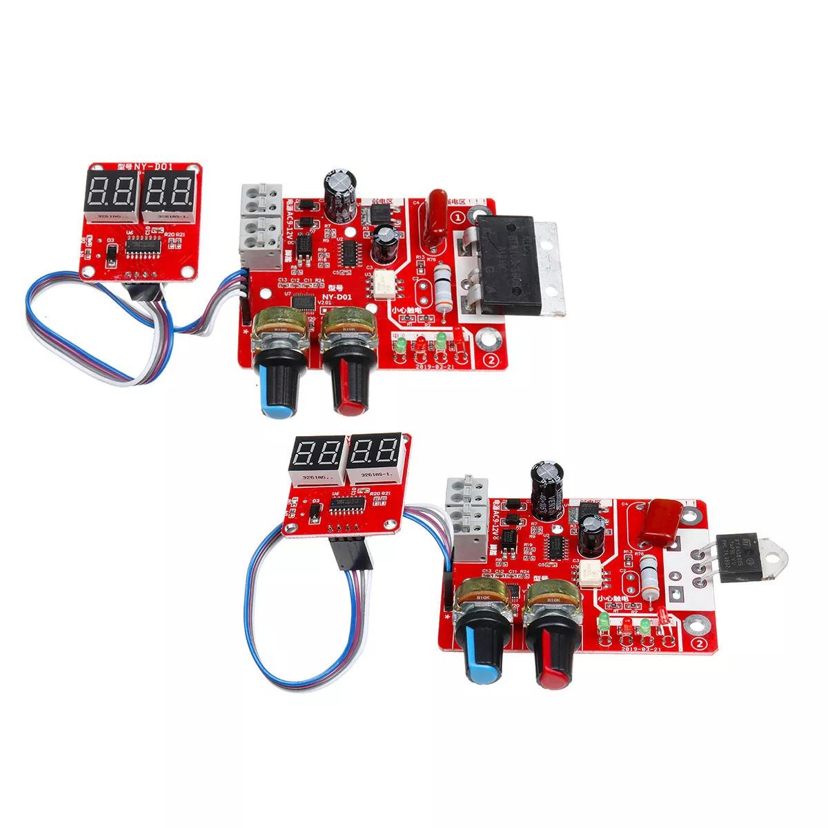 Sterownik z cyfrowym wyświelaczem Geekcreit® NY-D01 40A