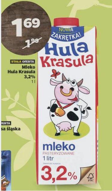 mleko Hula Krasula @ Netto