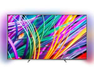 """TV Philips 75PUS8303 75"""" 4K HDR Android TV Ambilight"""