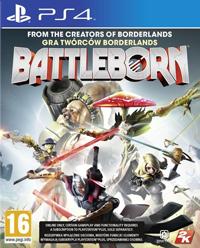 BATTLEBORN + DLC FIRSTBORN PS4