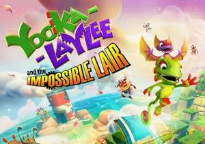 Yooka-Laylee and the Impossible Lair PC/Steam