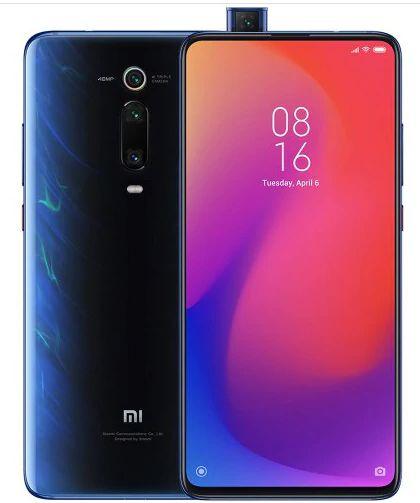 Xiaomi mi9t pro 6/128 gearbest