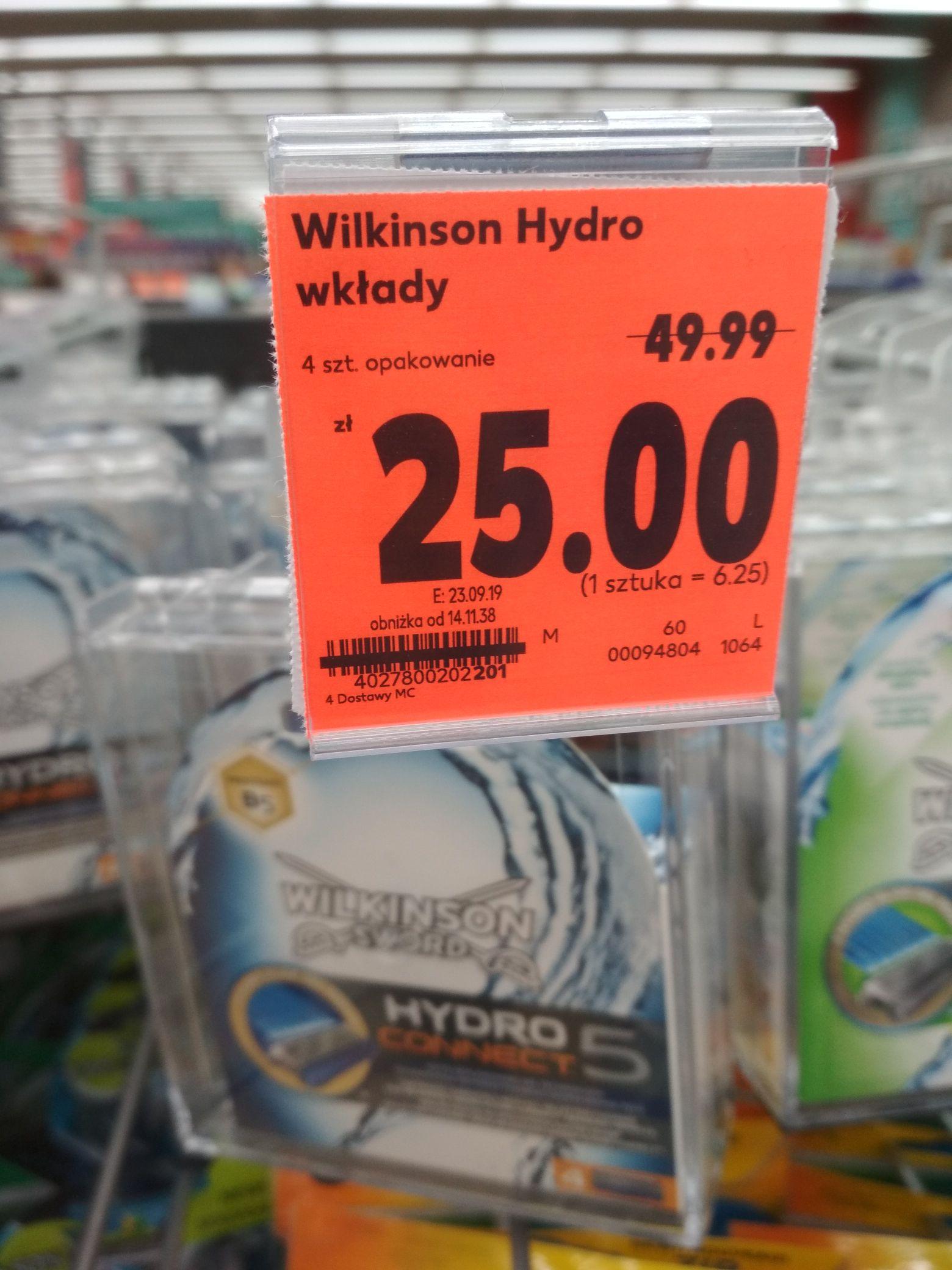 Wilkinson Hydro Connect 5 , Kaufland
