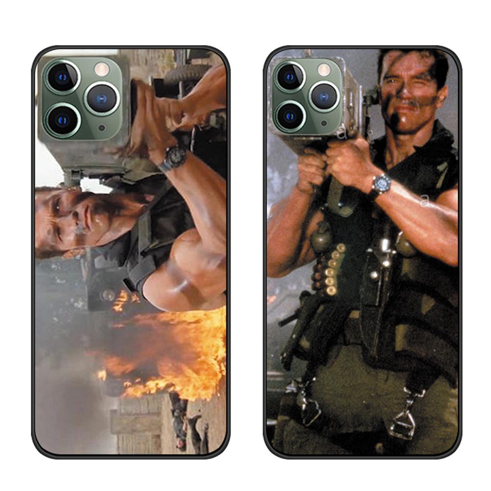 Etui do Upgrade IPhone 11 motyw Arnold Schwarzenegger