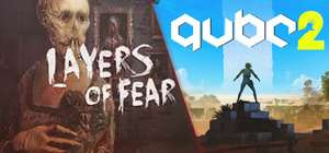 Q.U.B.E.2 oraz Layers of Fear - od Epic Games - ZA DARMO od 24.10.2019