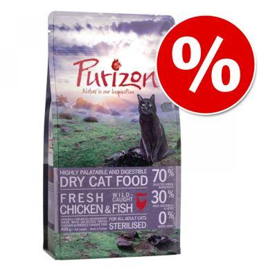 Purizon karma dla kota, 400 g w super cenie!
