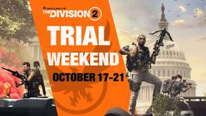 Darmowy weekend z Tom Clancy's The Division 2 również w Epic Games Store @ Uplay/PC