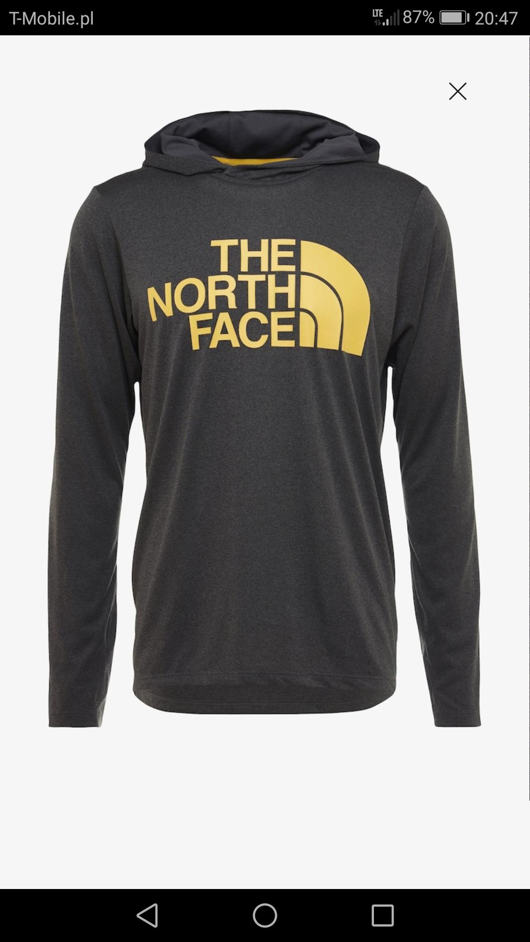 The North Face męska bluza,klapki Lewis,szorty,bluza GAP